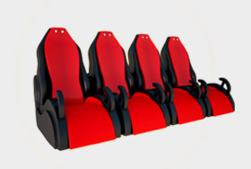 5D 7D Motion Chairs